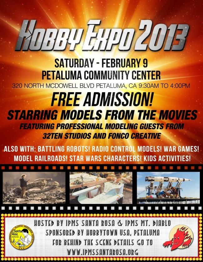 Hobby Expo 2013